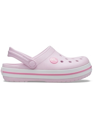 Crocs Çocuk Terlik Crocband Clog 204537-6Gd Pembe